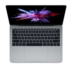 """2015 MacBook Pro - 13"""" Retina Display, Two Thunderbolt 3 ports Available in Silver. (New Case-Design carryover model without Touch)"""