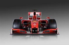 Ferrari F60 - 2009 - F1