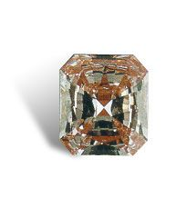 The radiant cut pink diamond of 21.06 carats known as the Mouawad because of its owner Robert Mouawad