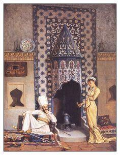 Osman Hamdi Bey - Turkish Painter 1842-1910
