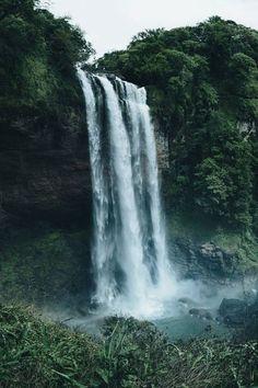 chasing waterfalls // Chiriqui, Panama