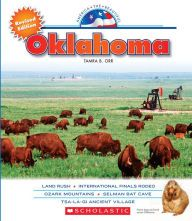 Describes the history, geography, ecology, people, economy, cities, and sights of the state of Oklahoma, and includes ideas for classroom assignments.