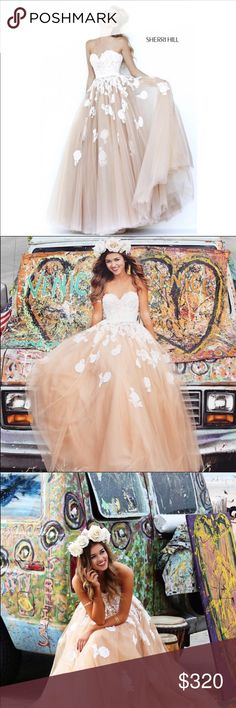 3f778046214 Sherri Hill Sadie Robertson Prom Dress Style 11200 beautiful sherri hill prom  dress no alterations