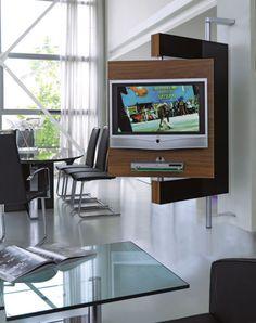 """-Schwenkbares TV-Regal: """"TwoVision"""" von www.die-Collection.de"""