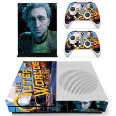 Turnyour Xbox One S console into a piece of art with one of our stick-on Xbox one S skins! EveryXbox one S skinis designed to suit each personal style. Xbox One S skins are made of high-quality material, incredibly easy to use, which improves the performance of gaming. We have thousands of high-quality products that had satisfied thousands of our customers. Increasing online shopping increases our hunger for high standards in Xbox one S decals quality. All you have to do is peel the decals fr S Console, Console Styling, Shops, Gamers Anime, Xbox One S, Games To Play, Color Mixing, Personal Style, Custom Design