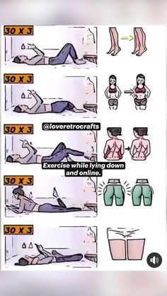 Fitness Workouts, Gym Workout Tips, Fitness Workout For Women, At Home Workout Plan, Butt Workout, Easy Workouts, Body Fitness, Workout Videos, Fitness Tips