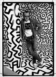 One Of The Best 2. (Keith Haring)