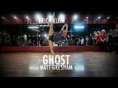 Ghost by Matt Gresham - Erica Klein Choreography - YouTube