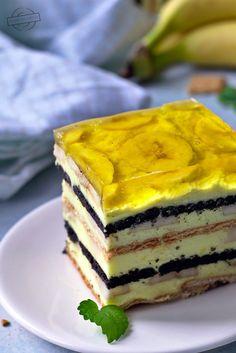 Food Hacks, Vanilla Cake, Tiramisu, Oreo, Delicious Desserts, Good Food, Food And Drink, Appetizers, Tasty
