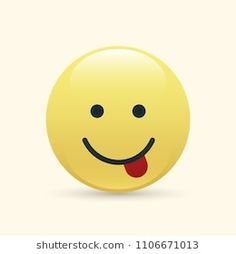 smile icons. emoji. emoticons