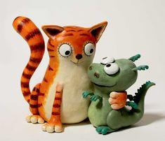 Tiger & Dragon by Gesine Kratzner