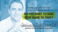 Meet Stewart Butterfield, the guy behind such tech success stories as Flickr and Slack, the new office chatting app that's changing how we talk to our coworkers. Here's the best advice he's ever gotten: