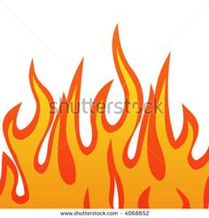 draw flames drawing refs pinterest simple pictures easy