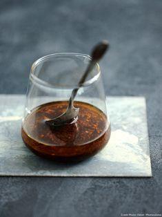 Vinaigrette au gingembre - Découvrez comment réaliser facilement une recette de vinaigrette au gingembre en suivant les étapes simples de notre préparation. Une délicieuse sauce exotique qui plaira à tous !