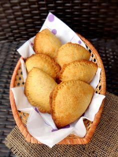 cocinaros: Empanadillas de Pollo. II Ciclo Recetas Aprovechamiento.