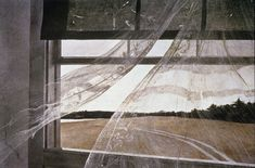 Wind From the Sea - Andrew Wyeth, 1947