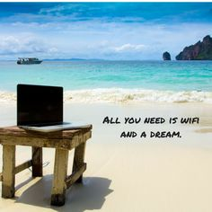 What would need to happen to create a life beyond your wildest dreams? Anything is possible. Never stop dreaming.