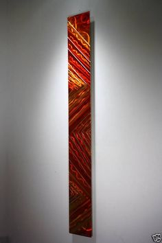 copper wall art Copper Wall Art, Metal Wall Art, Art Niche, Metal Sculpture Wall Art, Copper Color, Wall Hangings, Wall Art Decor, Fused Glass, Wall Tapestries