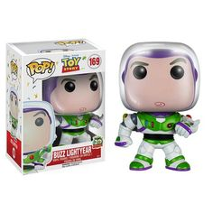 Toy Story 20th Anniversary Buzz Lightyear Pop! Vinyl Figure - Funko - Toy Story - Pop! Vinyl Figures at Entertainment Earth