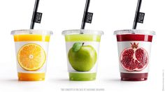 Packaging - Squeeze & Fresh por Backbone Branding