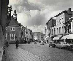 Boschstraat Breda (jaartal: 1950 tot 1960) - Foto's SERC