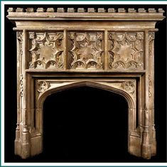 Jacobean Fireplace