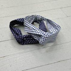 Headband : patron de couture gratuit - Marie Claire Idées