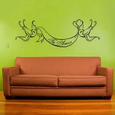 sparrow wall painting