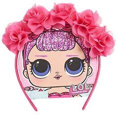 Girls Hair Accessories LOL Surprise Hair Ties 4 pcs