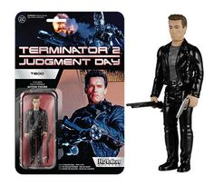 Funko Announces New ReAction Figures: Terminator, Star Trek, And Taxi Driver