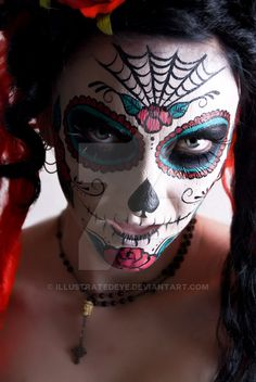 http://www.deviantart.com/art/Day-of-the-Dead-173414446