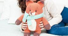 Patrón ganchillo: Amigurumi zorrito friolero con Natura XL de Gallimelmas e Imaginancias Crochet Baby, Knit Crochet, Needle Felting, Dinosaur Stuffed Animal, Creations, Teddy Bear, Diy, Dolls, Blog