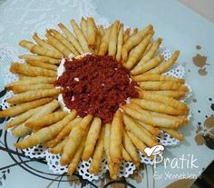 Güneş Mantısı Apple Pie, Salsa, Almond, Ethnic Recipes, Desserts, Food, Decoration, Kitchens, Tailgate Desserts