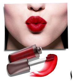 Lipstick that won't kiss off! The ultimate #SephoraVday essential. Try Hourglass Opaque Rouge Liquid Lipstick in Icon. #Sephora #Valentine