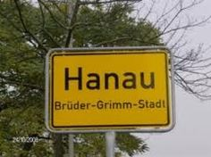 Da komm' ich her...that's where I am from...