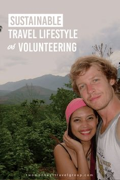 Sustainable Travel Lifestyle vs Volunteering In this article, I will explain here why volunteering is not the best way to travel the world long-term.  Before you pack your bags and leave for an indefinite time to travel the world, think about how you see yourself when you grow older. Of course, I know HAPPY. But seriously, what will happen next, after travelling?