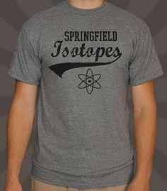 Springfield Isotopes T-Shirt | 6DollarShirts