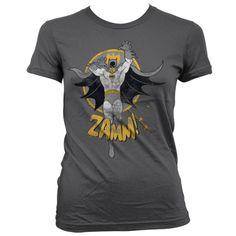 Batman Zamm! Koszulka Damska