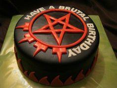 Brutal birthday to you, brutal birthday to you, brutal birthday dear Angela