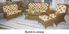 Tahiti Collection Natural Outdoor Furniture Sets, Outdoor Decor, Tahiti, Wicker, Armchair, Natural, Collection, Home Decor, Sofa Chair