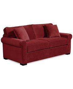 Remo Ii Fabric Full Sleeper Sofa Bed: Custom Colors