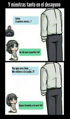 Loquita Funny V, Funny Memes, Teaching Feeling, Boku Academia, Pinterest Memes, Mini Comic, Thug Life, Adult Humor, Me As A Girlfriend