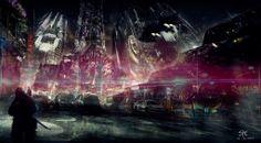 Future City Arte Conceptual