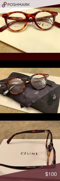 520dc21ac06 Celine Eyeglasses optical Brand new Celine Eyeglasses. Non prescription.  Comes with glass pouch