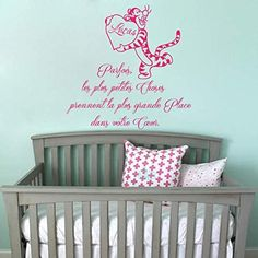 Winnie the Pooh Quote Wall Decal Custom by LollipopDecals on Etsy Name Wall Decals, Nursery Wall Decals, Vinyl Decals, Grand Place, Winnie The Pooh Quotes, Some Ideas, Nursery Themes, Wall Quotes, Res Life