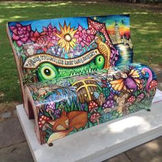 London's Book Benches