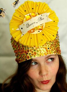 what a great birthday idea! i want one of these to wear at my party