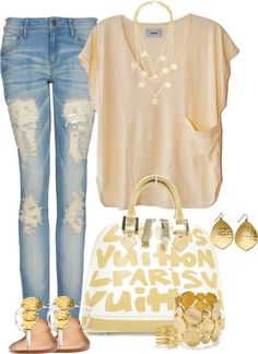 """Untitled #2701"" by lisa-holt on Polyvore"