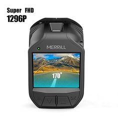 WiFi Dash Cam MERRILL Full HD 1920 x 1296P Video & Audio Car Camera Recorder with Parking Mode Loop Recording G-sensor for Real Time Video Share 32G SD Card Best Dashboard Camera CR3000S Review https://wirelessbackupcamerareviews.info/wifi-dash-cam-merrill-full-hd-1920-x-1296p-video-audio-car-camera-recorder-with-parking-mode-loop-recording-g-sensor-for-real-time-video-share-32g-sd-card-best-dashboard-camera-cr3000s-review/