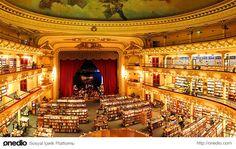El Ateneo Grand Splendid, Buenos Aires, Arjantin